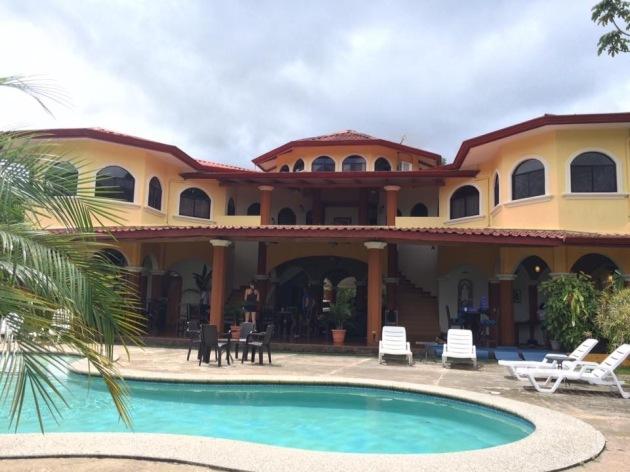 A villa in Tinamaste in Costa Rica